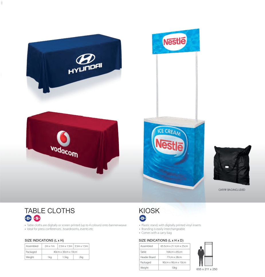 TABLE-CLOTHS-&-KIOSK